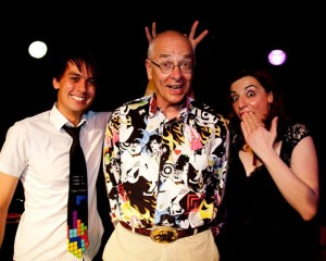 Yeah, we totally met Dr Karl!