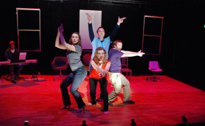 tos_vampire - [title of show] (Squabbalogic, 2010) - Die, Vampire, Die!