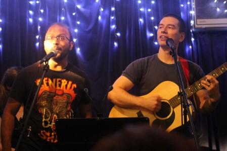 Slapdash Tim and Pete -