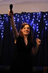 Keira Daley at Slapdash Song Night! -
