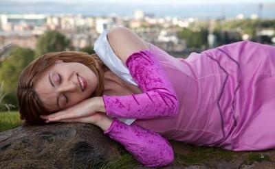 - Aurora in Princess Cabaret, Edinburgh Fringe 2009