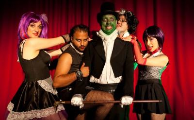 RoxburyHorror2 - The Roxbury Horror Show (Cabaret Merlot, 2008)