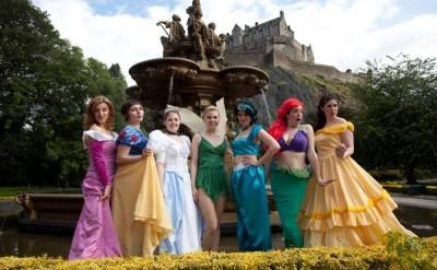 princess_cabaret - Princess Cabaret, Edinburgh Fringe 2009